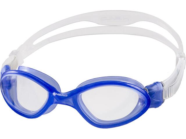 Head Tiger Mid Goggles, blue/clear